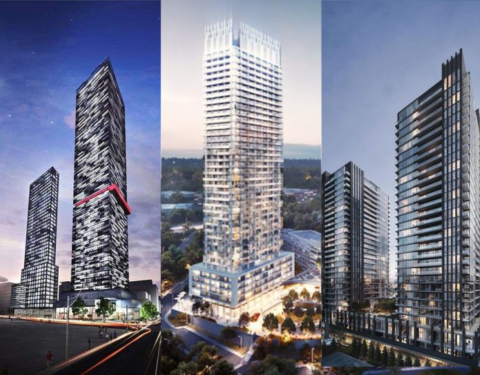 Developments Around The Eglinton Crosstown