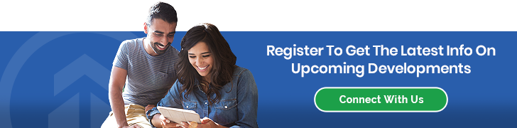 Register To Get The Latest Info On Upcoming Developments