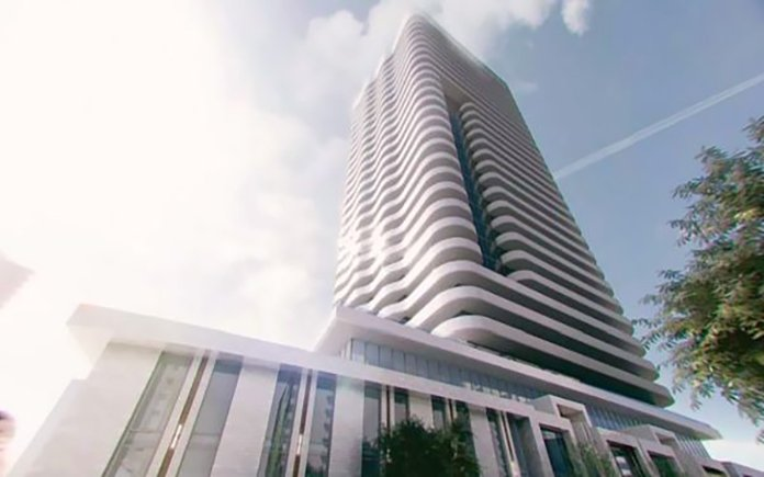 Azura Condos by Capital Developments
