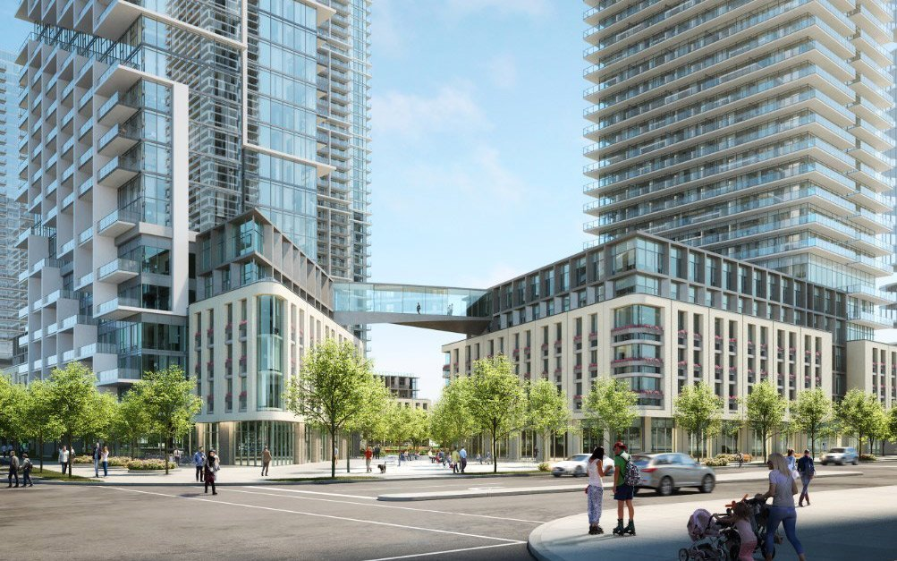 "Affordable residences to the in-demand area along the ""newish"" Vaughan subway line"
