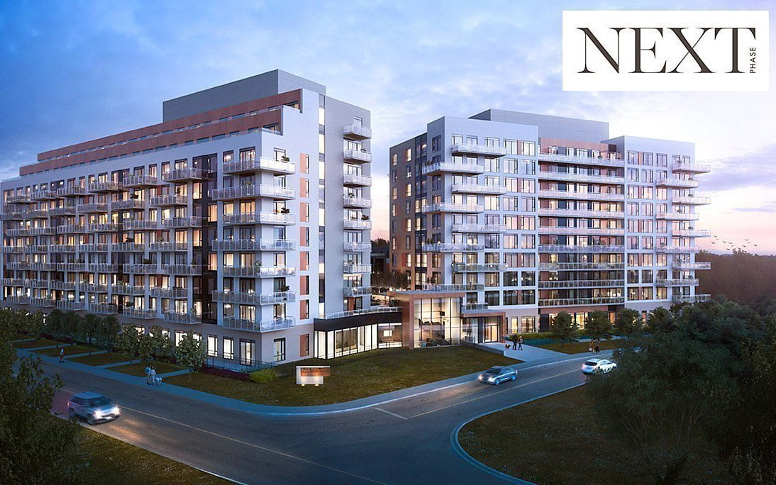 NEXT Phase Elgin East Condos Richmond Hill