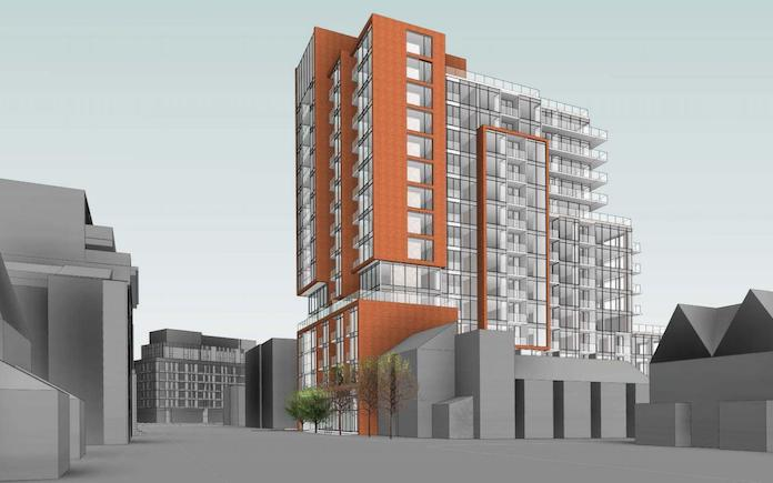 28 River Street Condos Rosewater Capital Group condominiums leslieville 2021
